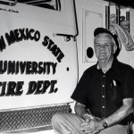 David Fire Chief NMSU