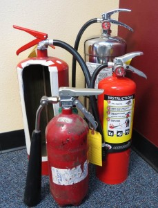 What We Do-Fire Extinguisher Training-Photo
